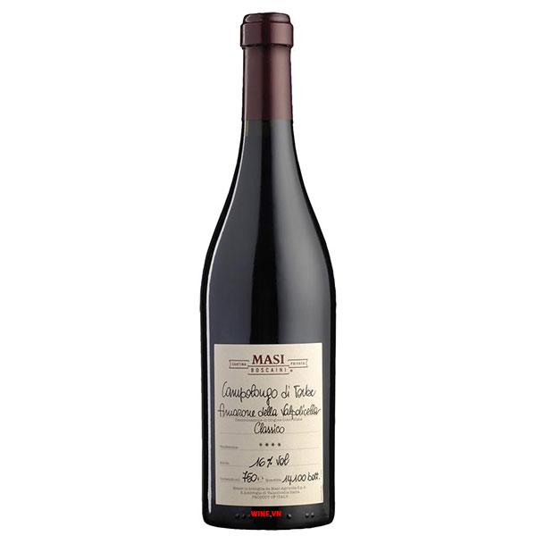 Rượu Vang Masi Campolongo Di Torbe Amarone