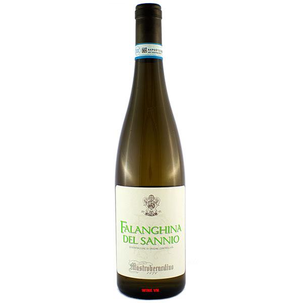 Rượu Vang Mastroberardino Falanghina Sannio
