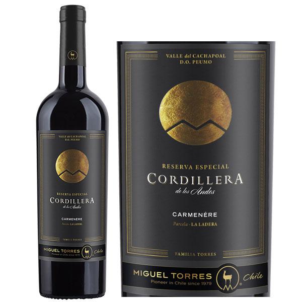 Rượu Vang Miguel Torres Cordillera Reserva Especial Carmenere