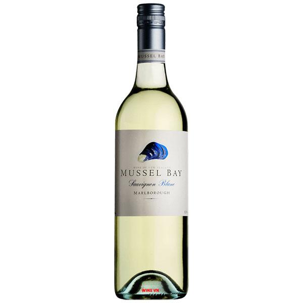 Rượu Vang Mussel Bay Sauvignon Blanc