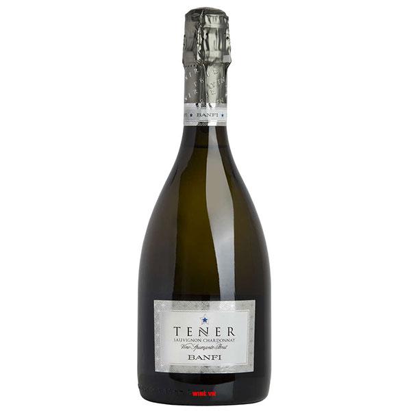Rượu Vang Nổ Banfi Tener Sauvignon Chardonnay