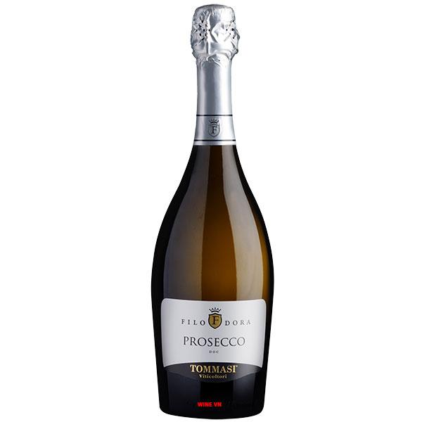 Rượu Vang Nổ Tommasi Filodora Prosecco