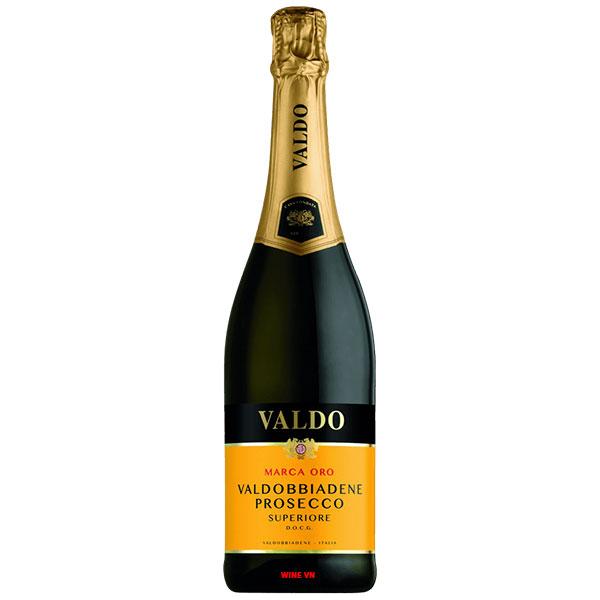 Rượu Vang Nổ Valdo Valdobbiadene Prosecco Superiore