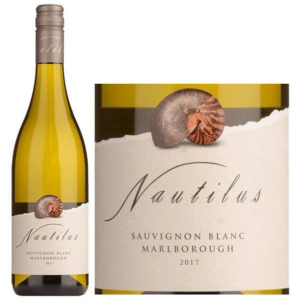 Rượu Vang New Zealand Nautilus Sauvignon Blanc