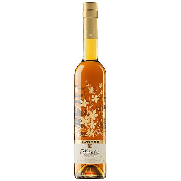 Rượu Vang Ngọt Torres Floralis Moscatel Oro