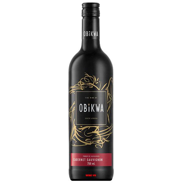 Rượu Vang Obikwa Cabernet Sauvignon