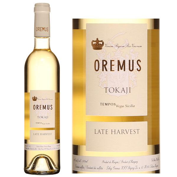 Rượu Vang Oremus Tokaji Late Harvest