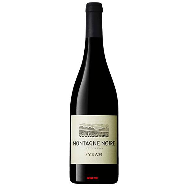 Rượu Vang Pháp Montagne Syrah