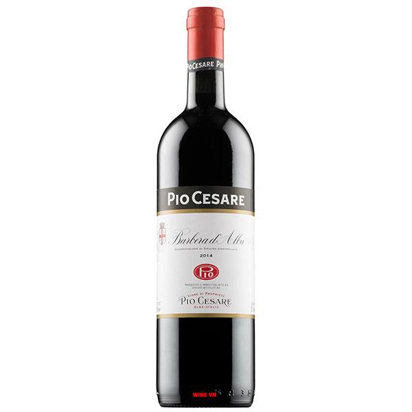 Rượu Vang Pio Cesare Barbera D'Alba