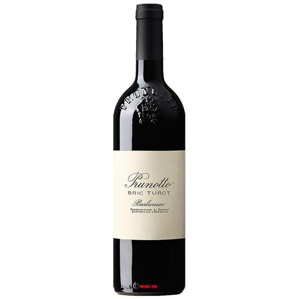 Rượu Vang Prunotto Bric Turot Barbaresco