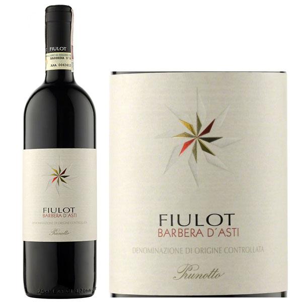 Rượu Vang Prunotto Fiulot Barbera D'Asti