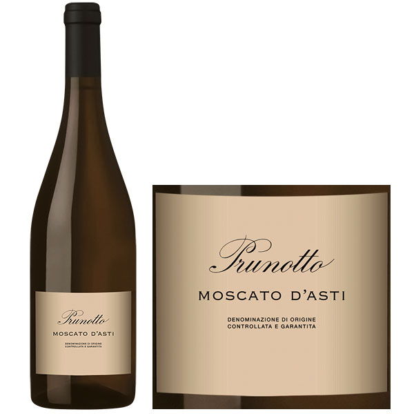 Rượu Vang Prunotto Moscato D'Asti
