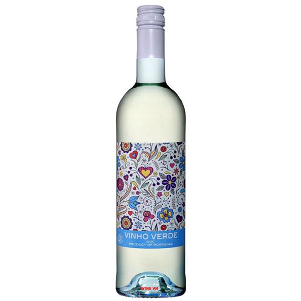 Rượu Vang Quinta Da Lixa Flores Vinho Verde