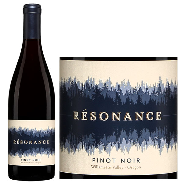 Rượu Vang Resonance Willamette Valley Pinot Noir