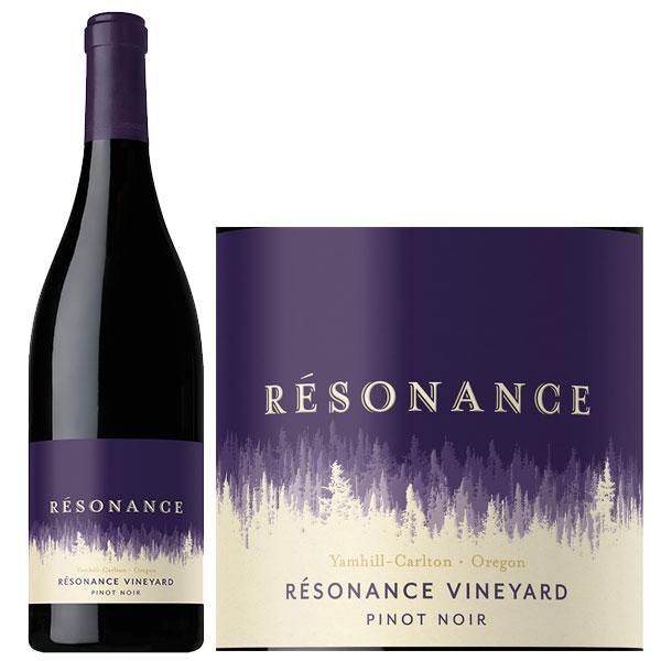 Rượu Vang Resonance Yamhill Carlton Pinot Noir