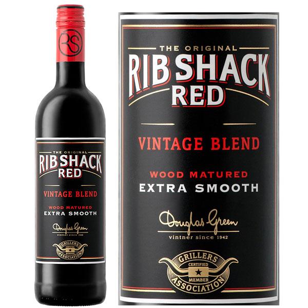 Rượu Vang Ribshack Red Vintage Blend