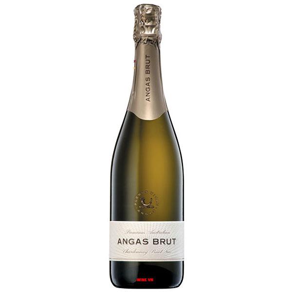 Rượu Vang Sủi Angas Brut Premium Cuvée