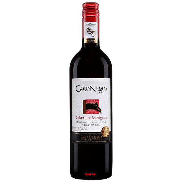 Rượu Vang San Pedro Gato Negro Cabernet Sauvignon