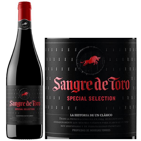Rượu Vang Sangre De Toro Special Selection