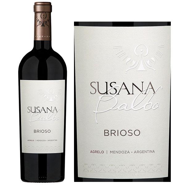 Rượu Vang Susana Balbo Brioso
