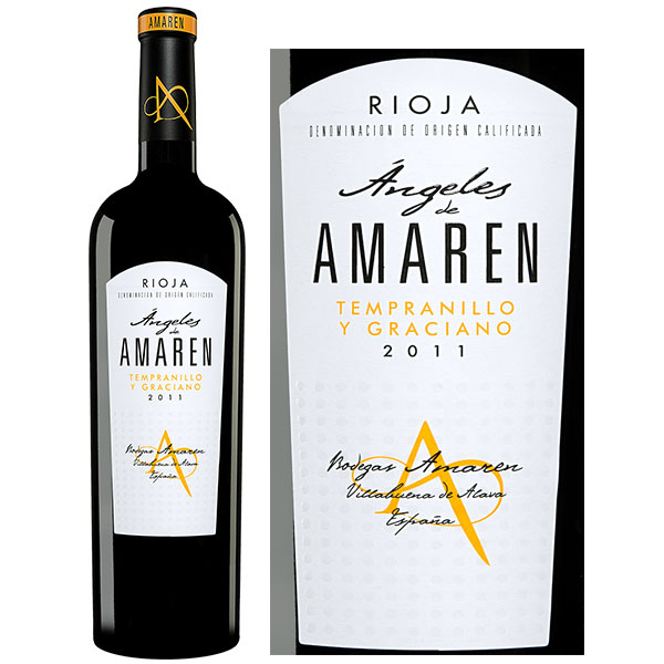 Rượu Vang Tây Ban Nha Angel De Amaren