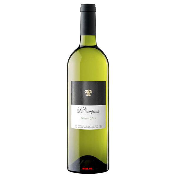 Rượu Vang Tây Ban Nha La Campana Bianco