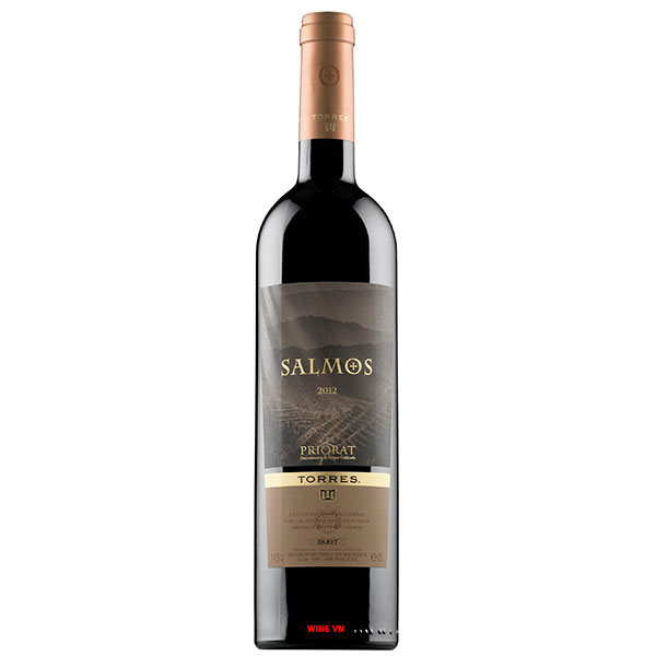 Rượu Vang Tây Ban Nha Torres Salmos Priorat