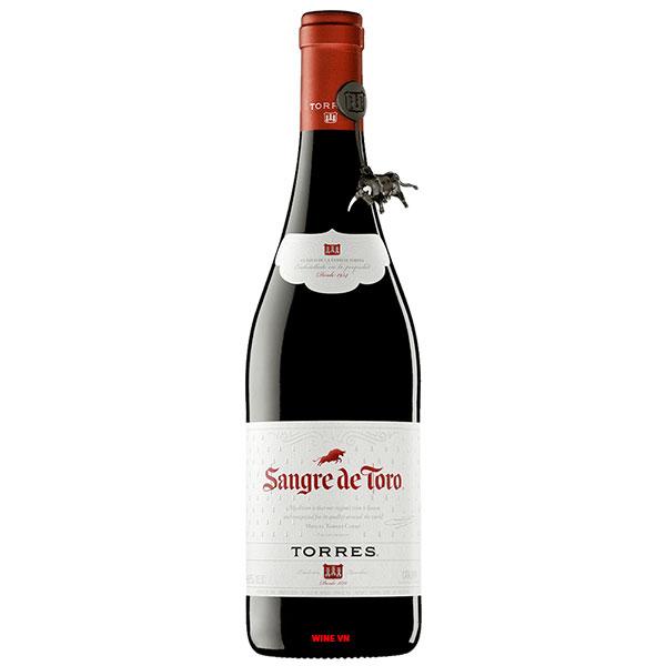 Rượu Vang Tây Ban Nha Torres Sangre De Toro Red