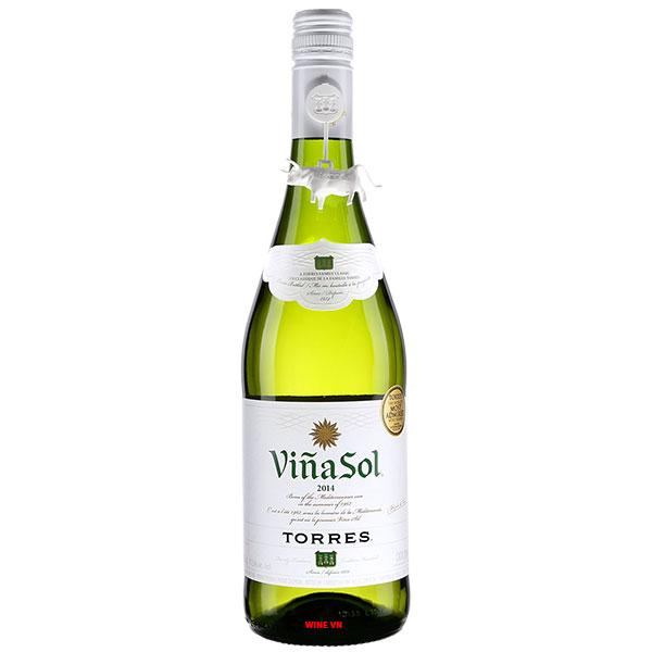 Rượu Vang Tây Ban Nha Torres Vina Sol