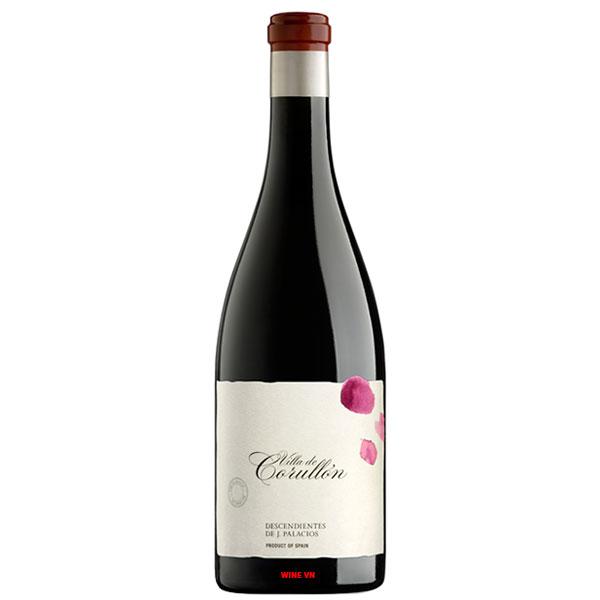 Rượu Vang Tây Ban Nha Villa De Corullon Bierzo