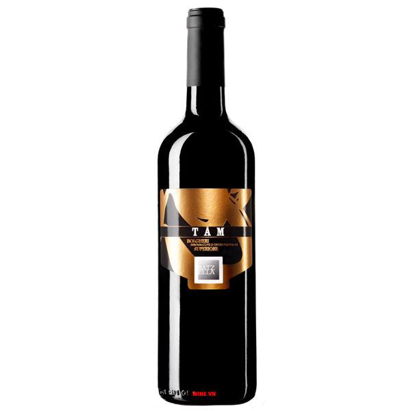 Rượu Vang Tam Batzella Bolgheri Superior