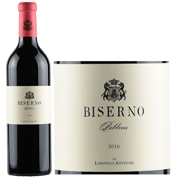Rượu Vang Tenuta Di Biserno Biserno