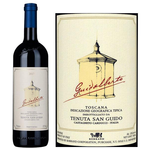 Rượu Vang Tenuta San Guido Guidalberto Tuscany