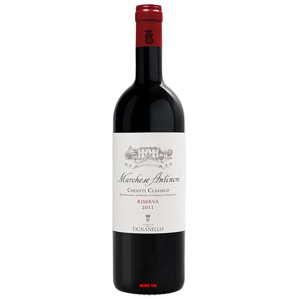 Rượu Vang Tenuta Tignanello Marchese Chianti Classico Riserva