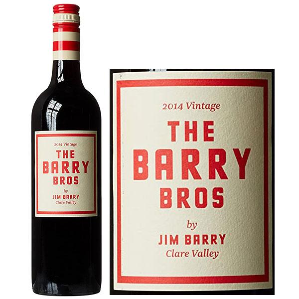 Rượu Vang The Barry Bros Jim Barry