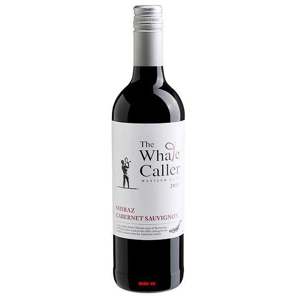 Rượu Vang The Whale Caller Shiraz Cabernet Sauvignon