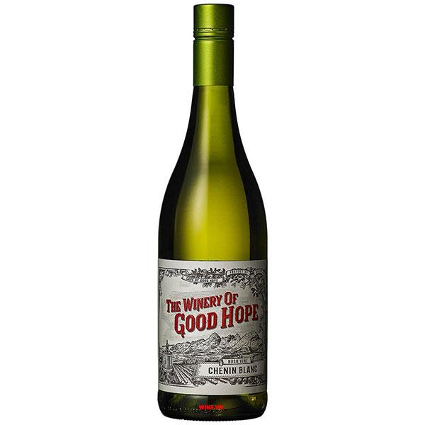 Rượu Vang The Winery of Good Hope Chenin Blanc