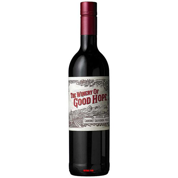 Rượu Vang The Winery of Good Hope OceanSide Cabernet Merlot