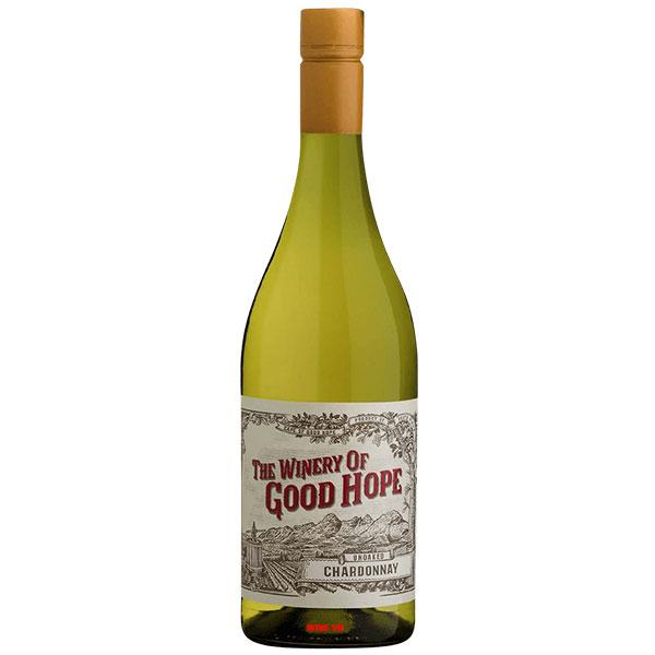 Rượu Vang The Winery of Good Hope Unoaked Chardonnay