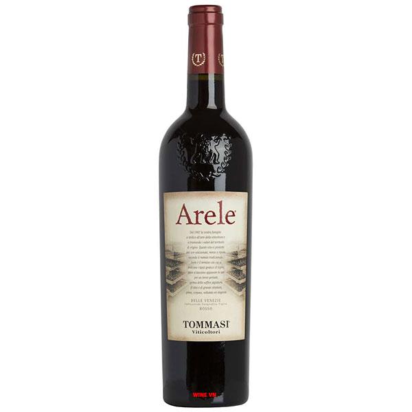 Rượu Vang Tommasi Arele Appassimento Delle Venezie