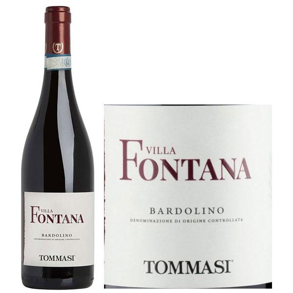 Rượu Vang Tommasi Villa Fontana Bardolino