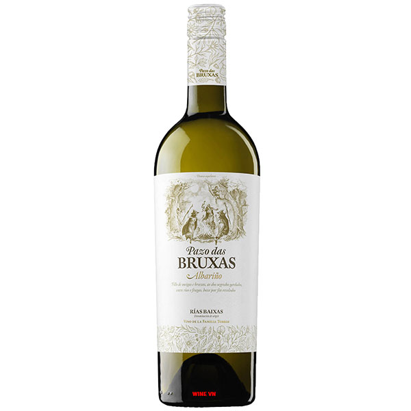Rượu Vang Torres Pazo Das Bruxas Albarino