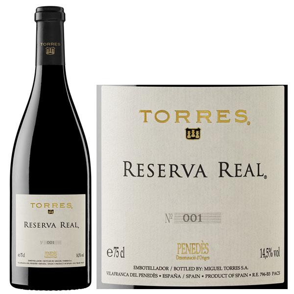 Rượu Vang Torres Reserva Real