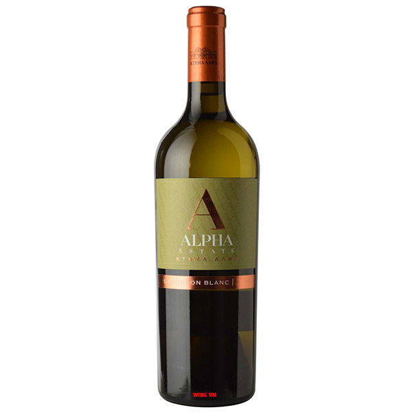 Rượu Vang Trắng Alpha Estate Sauvignon Blanc