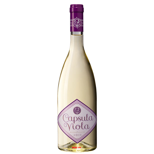Rượu Vang Trắng Antinori Capsula Viola