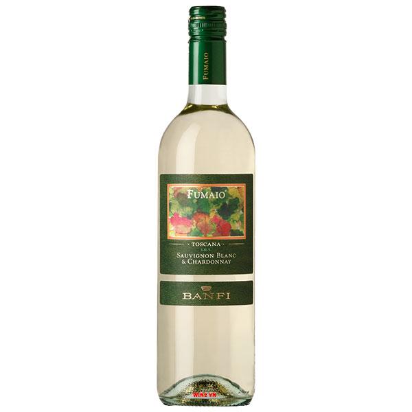 Rượu Vang Trắng Banfi Fumaio Toscana