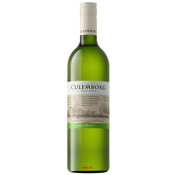 Rượu Vang Trắng Culemborg Chenin Blanc