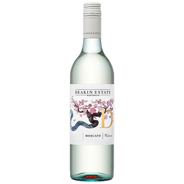 Rượu Vang Trắng Deakin Estate Moscato