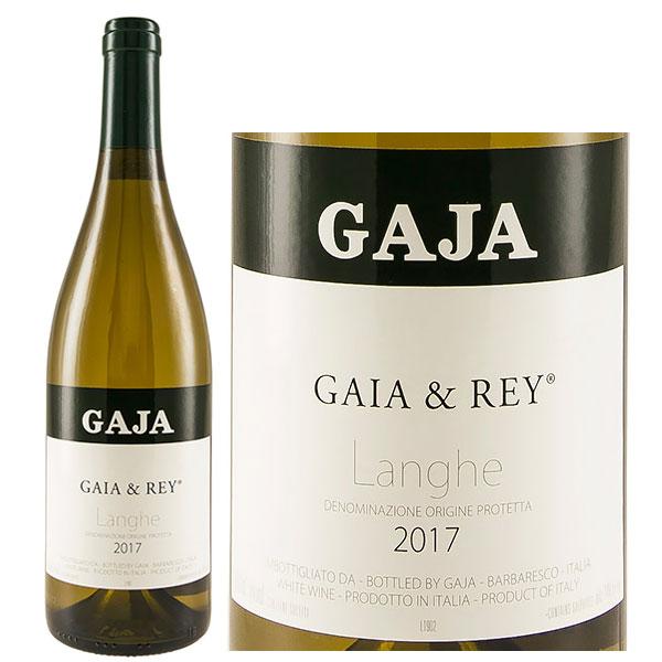 Rượu Vang Trắng Gaja Gaia & Rey Chardonnay Langhe
