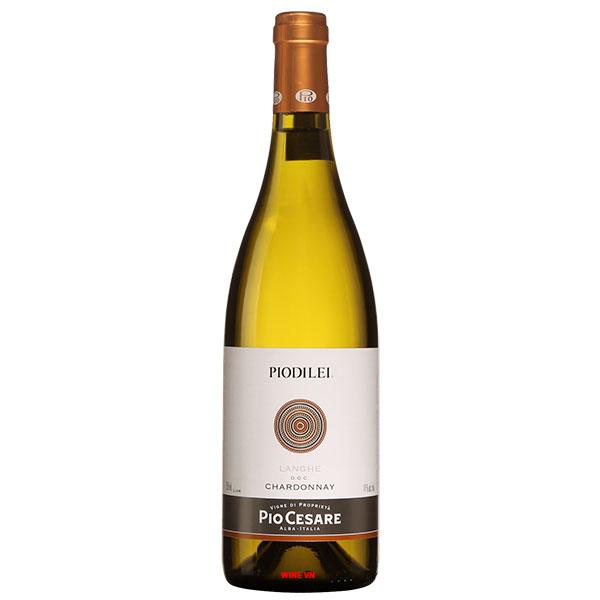 Rượu Vang Trắng Pio Cesare Piodilei Chardonnay